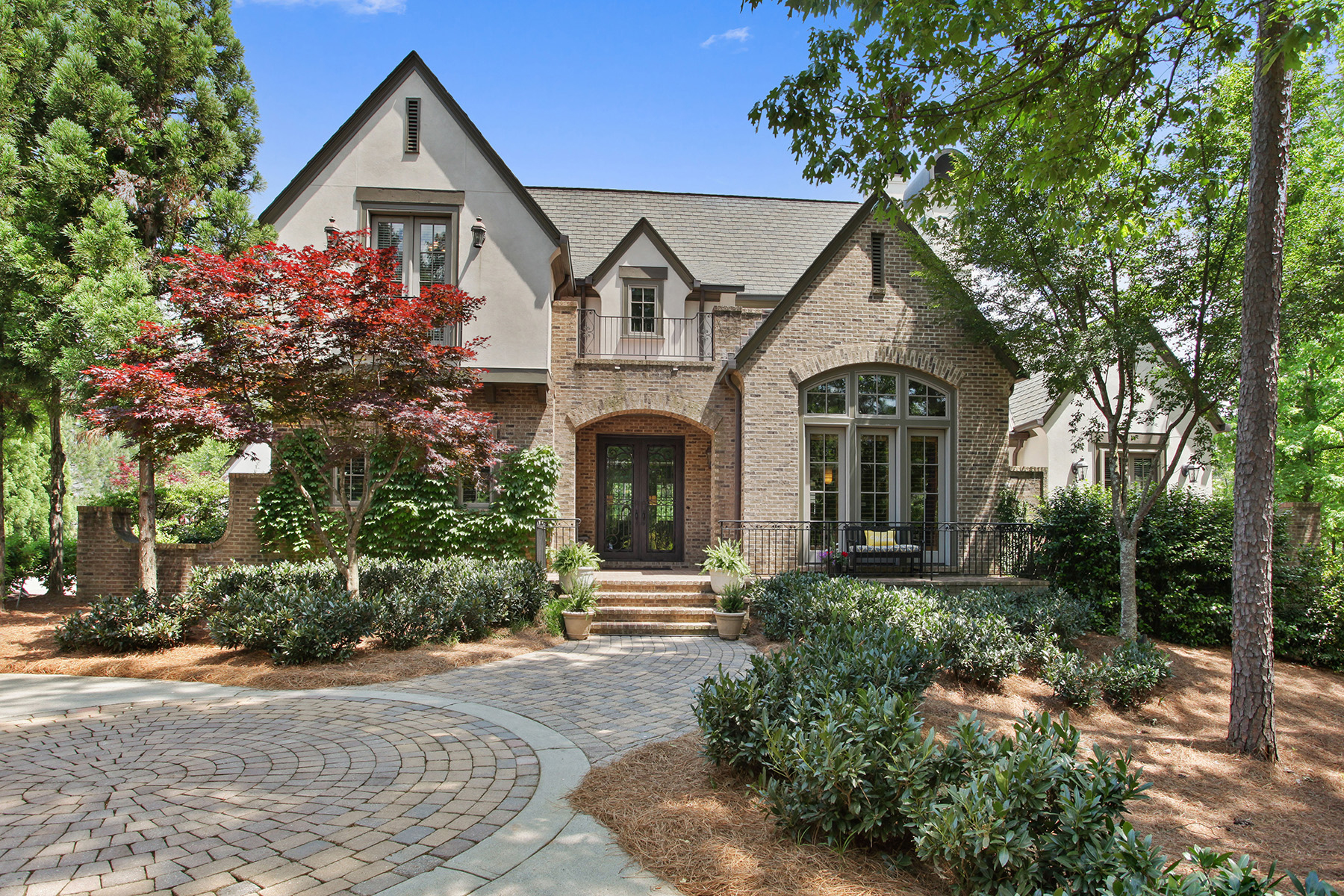 Single Family Home for Sale at Thoughtful Design and Unparalleled Living In The River Club 680 Trinity Place Suwanee, Georgia 30024 United States