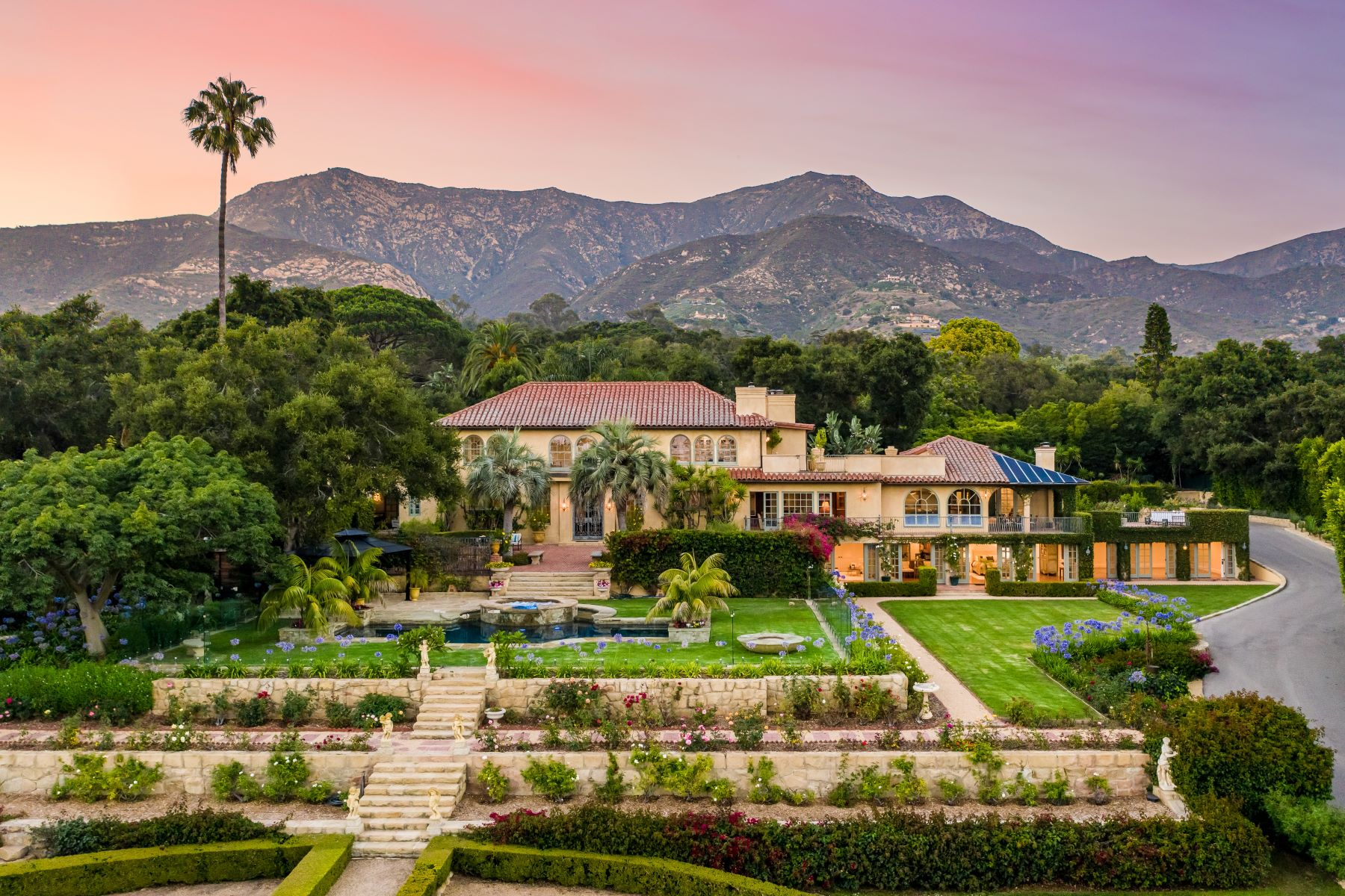 Property for Sale at 1954 East Valley Rd 1954 East Valley Road Montecito, California 93108 United States