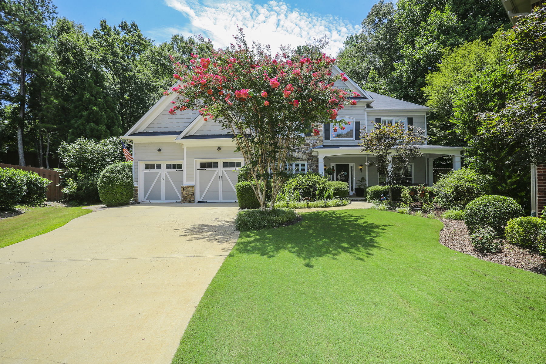 Single Family Home for Sale at City Of Norcross Gem 6030 Georgetown Park Drive Norcross, Georgia 30071 United States