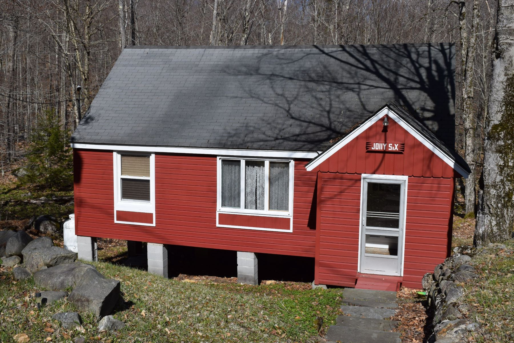 Single Family Homes for Active at 135 Limekiln Road Inlet, New York 13350 United States