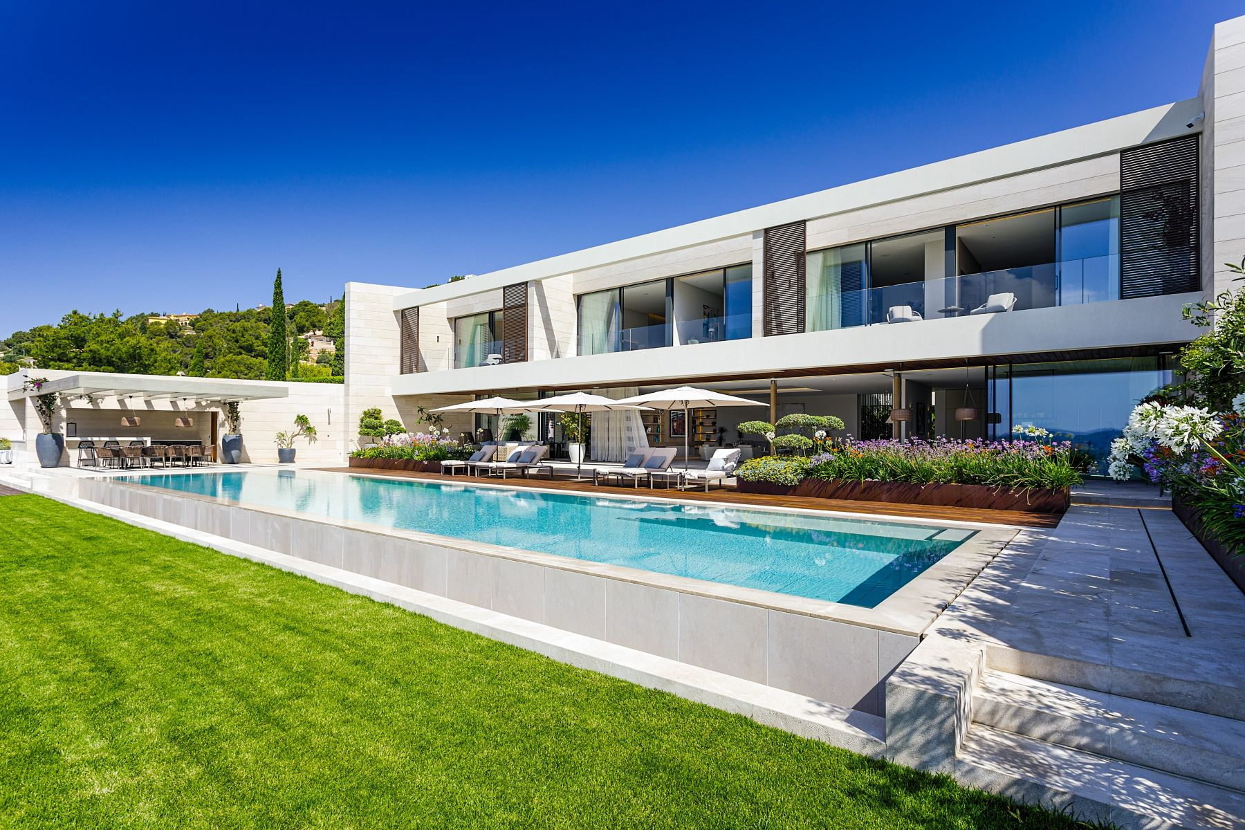 Single Family Homes for Sale at Architectural masterpiece in Port Andratx Port d Andratx, Balearic Islands 07157 Spain