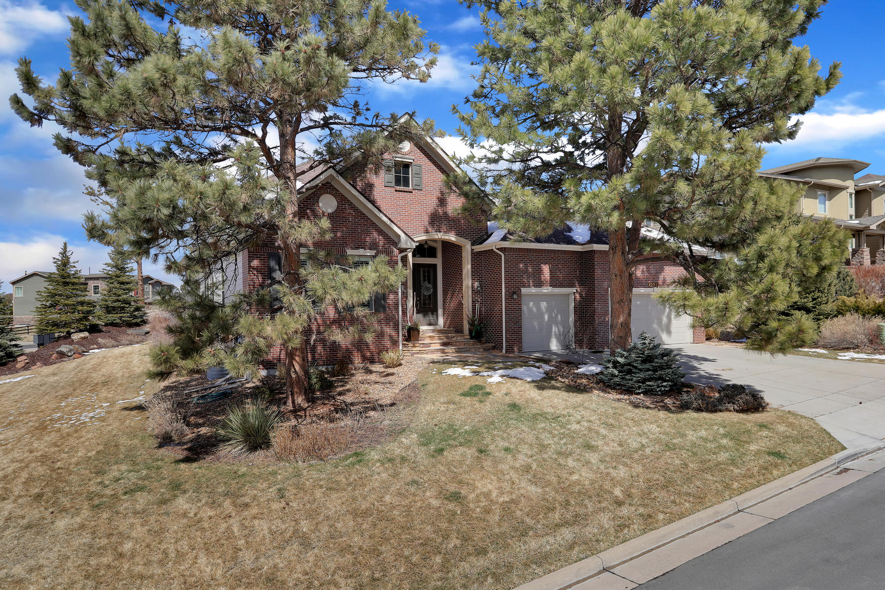Single Family Homes for Sale at 20125 E Shady Ridge Rd Parker, Colorado 80134 United States