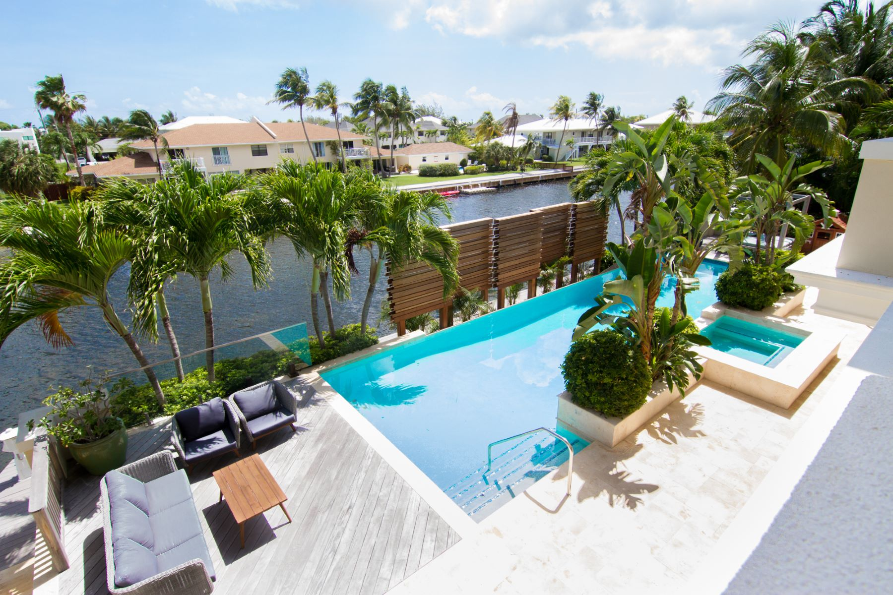 Single Family Home for Sale at Mayfair By The Sea Britannia, Cayman Islands