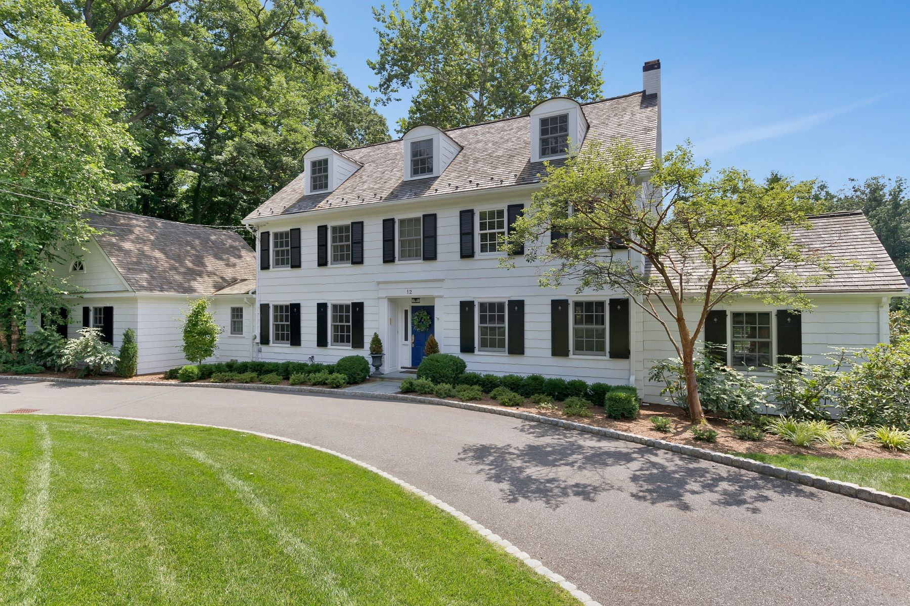 Single Family Home for Sale at Beautifully Renovated 12 East Lane, Short Hills, New Jersey 07078 United States