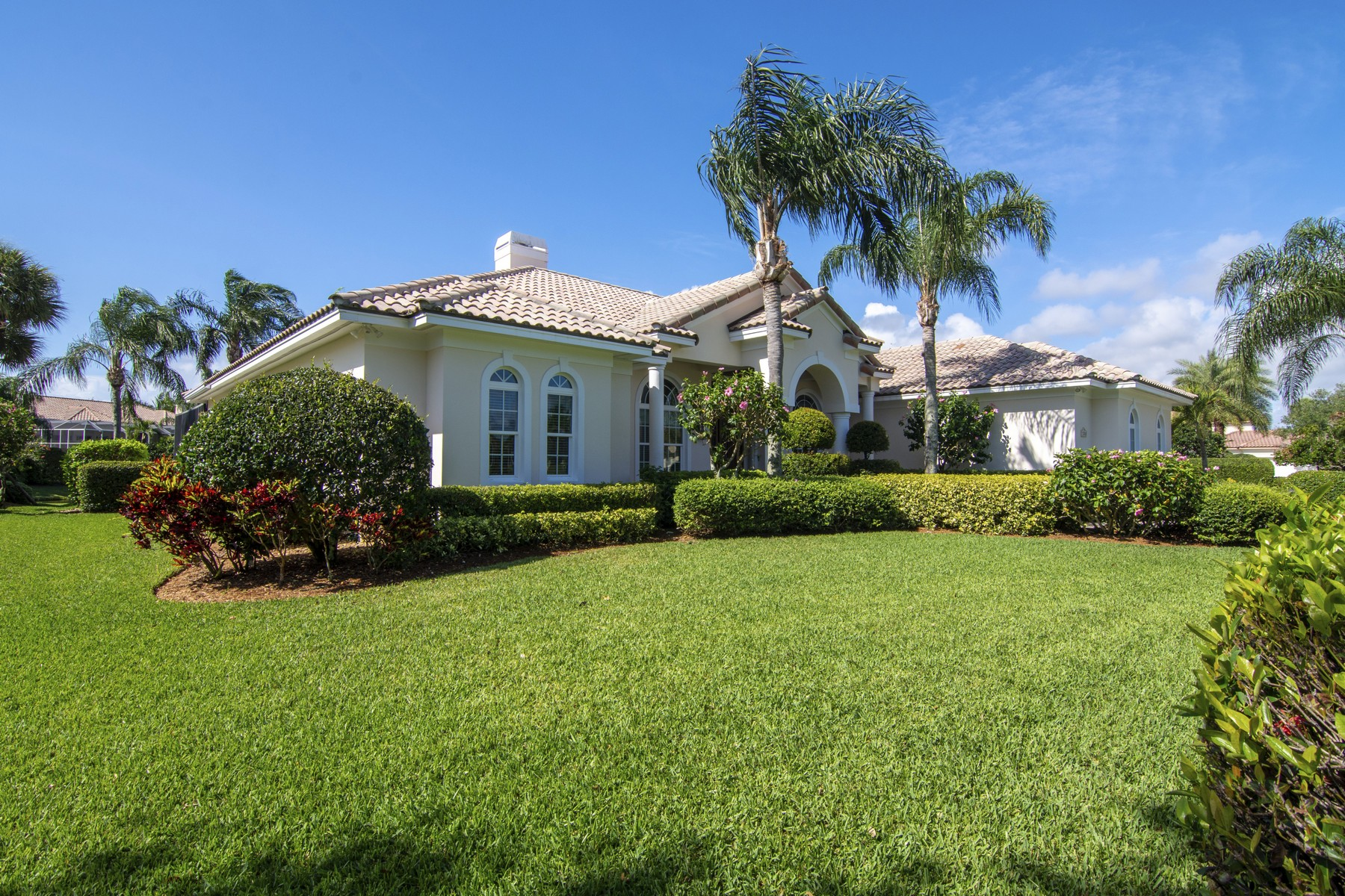 Single Family Homes for Sale at River Club's Finest at Grand Harbor! 1705 Majorca Place Vero Beach, Florida 32967 United States