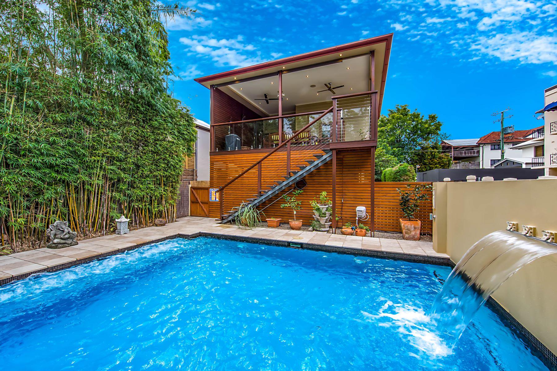 其他住宅 為 出售 在 4 Day Street Brisbane, Queensland, 4007 澳大利亞