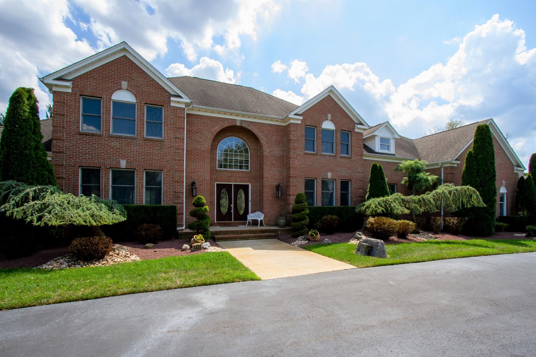 Single Family Homes por un Venta en 1406 Vincenzo Drive Toms River, Nueva Jersey 08753 Estados Unidos