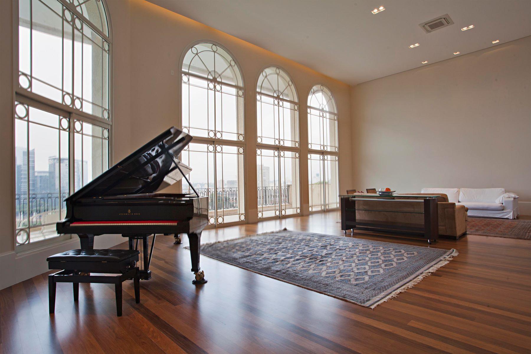 独户住宅 为 销售 在 Piano House Morumbi, 圣保罗, 圣保罗 巴西