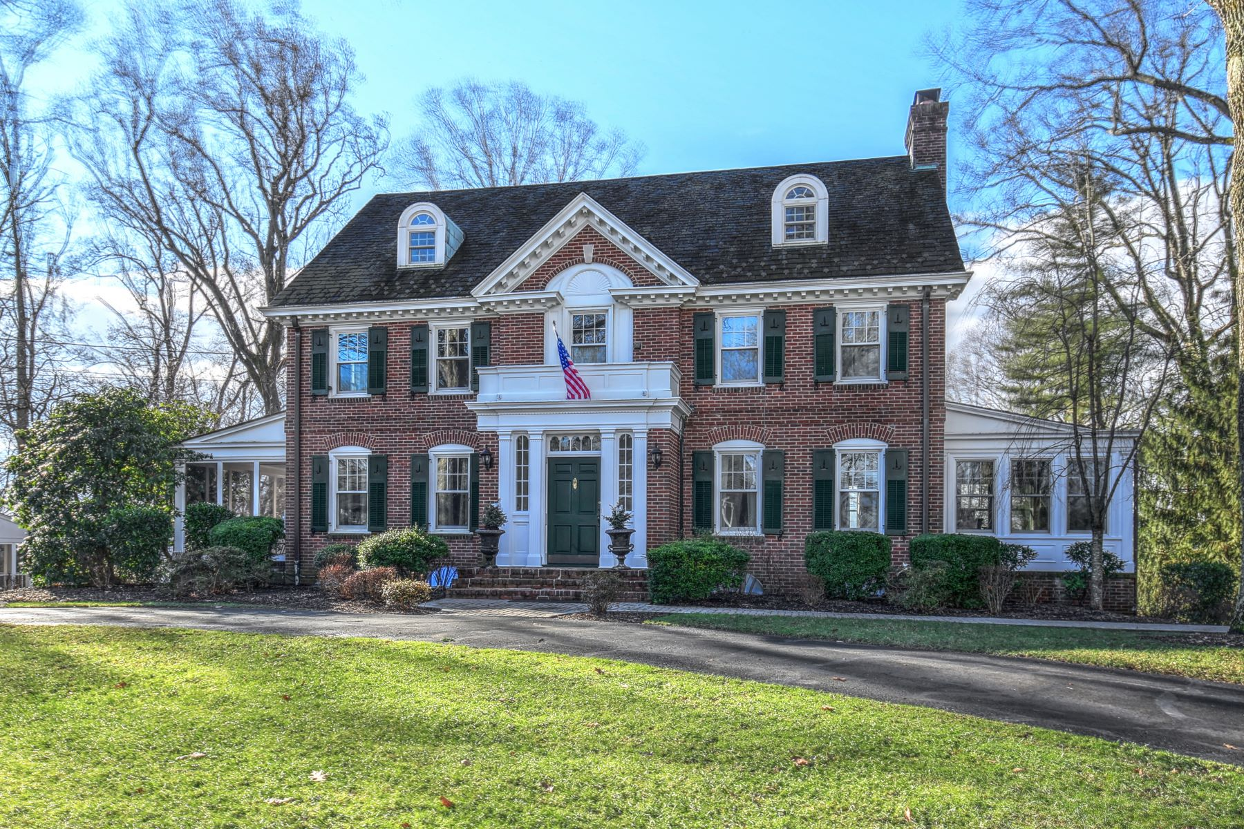 Single Family Homes for Sale at Classic Spring Brook Colonial 28 Spring Brook Road Morris Township, New Jersey 07960 United States