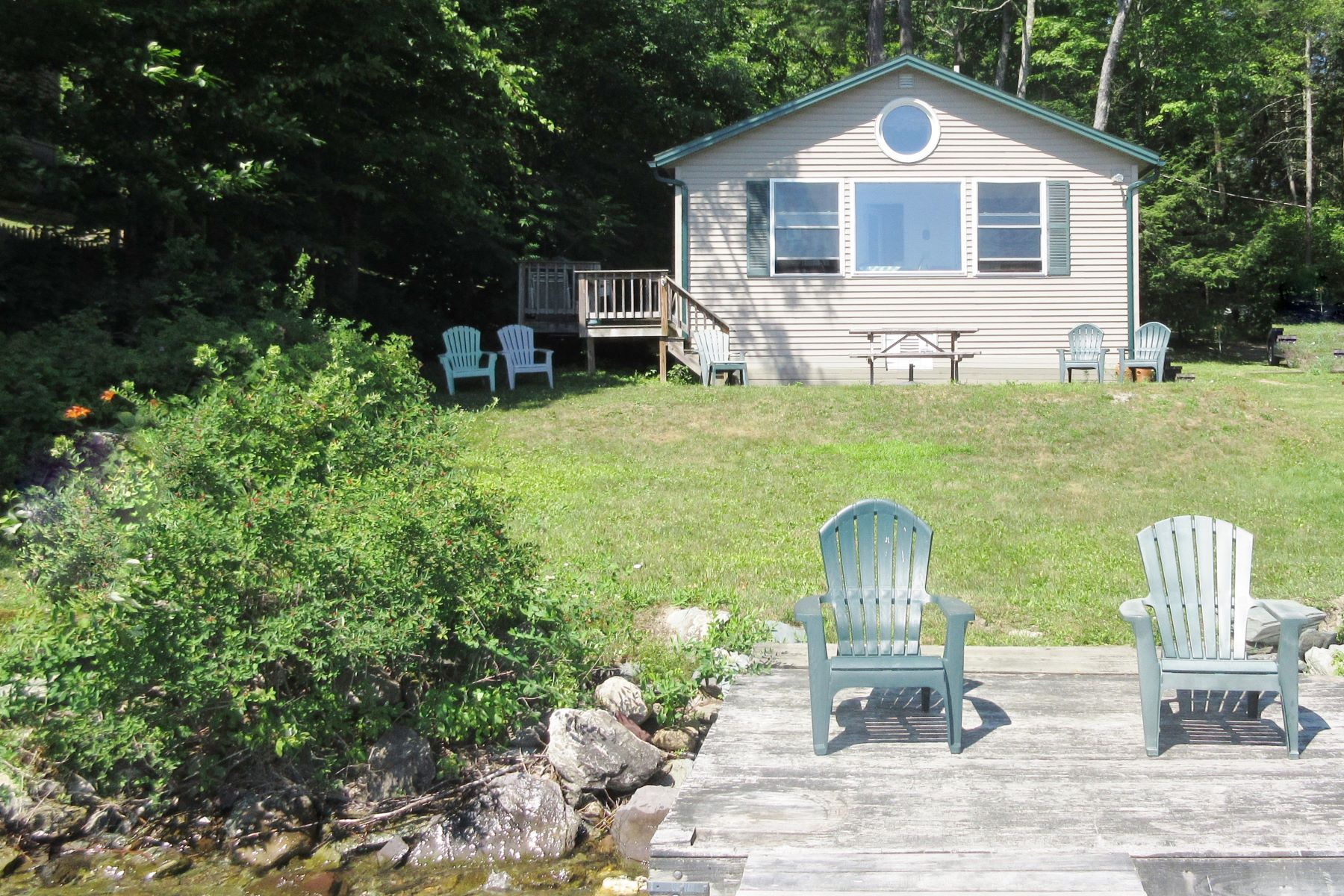 Single Family Home for Sale at Lake Front Bungalow 199 Wilson Rd Castleton, Vermont 05735 United States