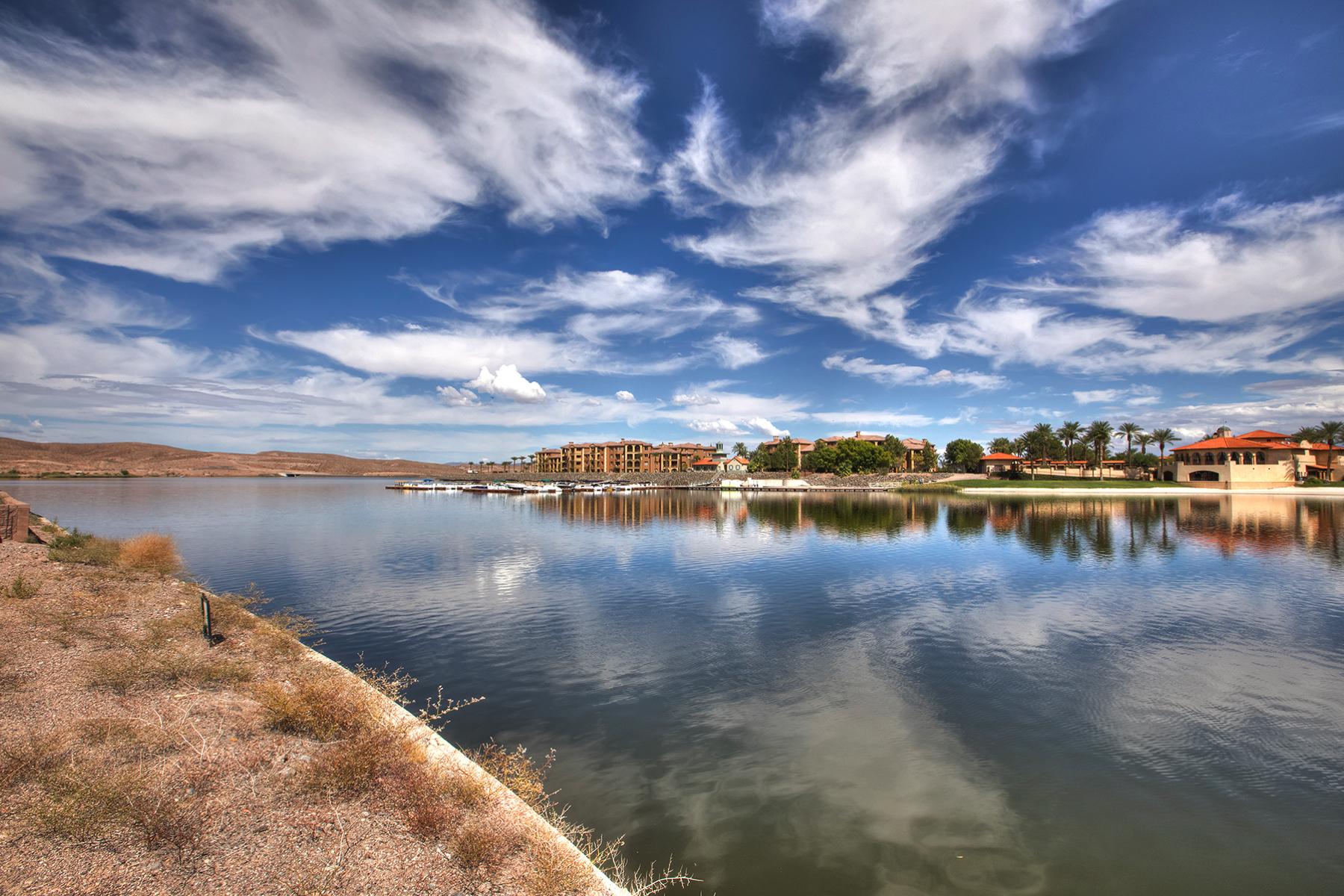Terreno por un Venta en 6 Lido Nord Lake Las Vegas, Henderson, Nevada, 89011 Estados Unidos