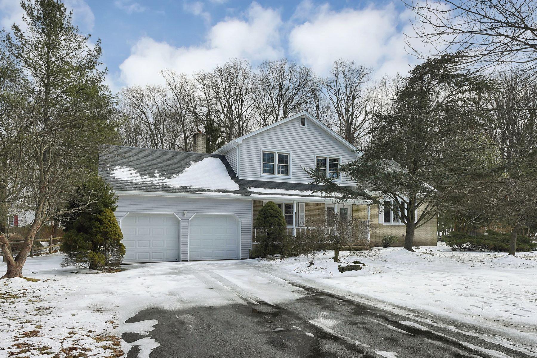 Частный односемейный дом для того Продажа на Welcome Home 30 Cobblestone Lane Ramsey, Нью-Джерси 07446 Соединенные Штаты