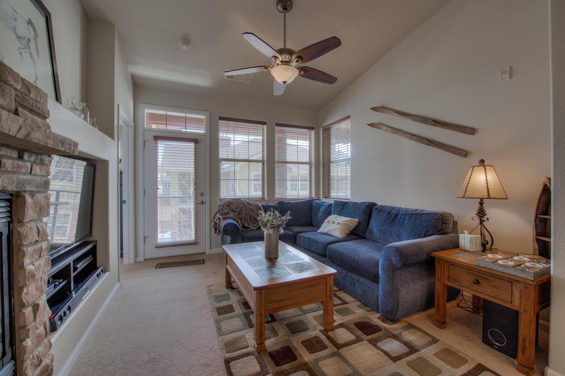 Condominiums for Sale at Top Floor Condo in Aspen Meadows 160 Village Road F-303 Granby, Colorado 80446 United States