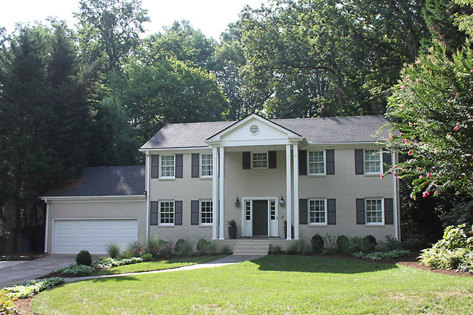 Single Family Home for Sale at Glen Eden Gem 2408 Tyson Street Raleigh, North Carolina 27612 United StatesIn/Around: Chapel Hill, Durham, Cary