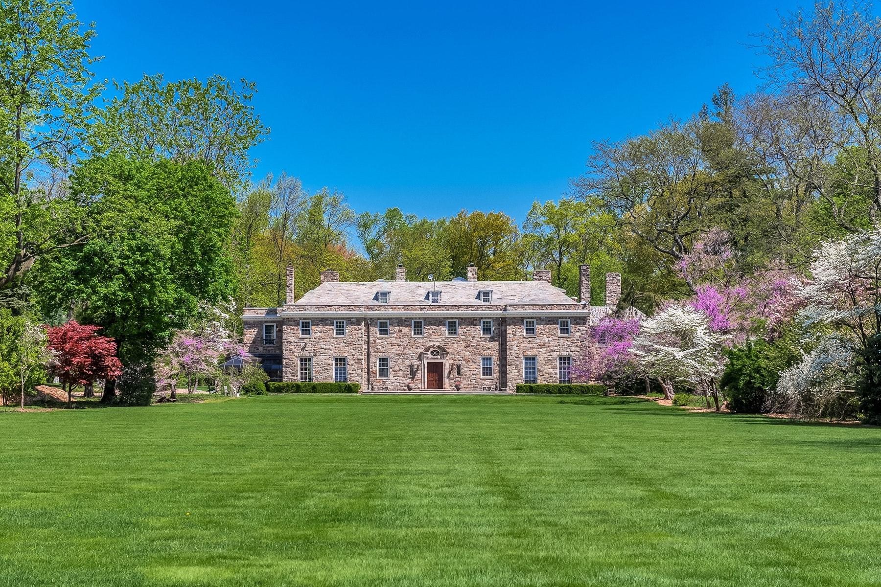 Single Family Homes için Satış at The Landmore Estate 10 Lynwood Way, West Orange, New Jersey 07052 Amerika Birleşik Devletleri