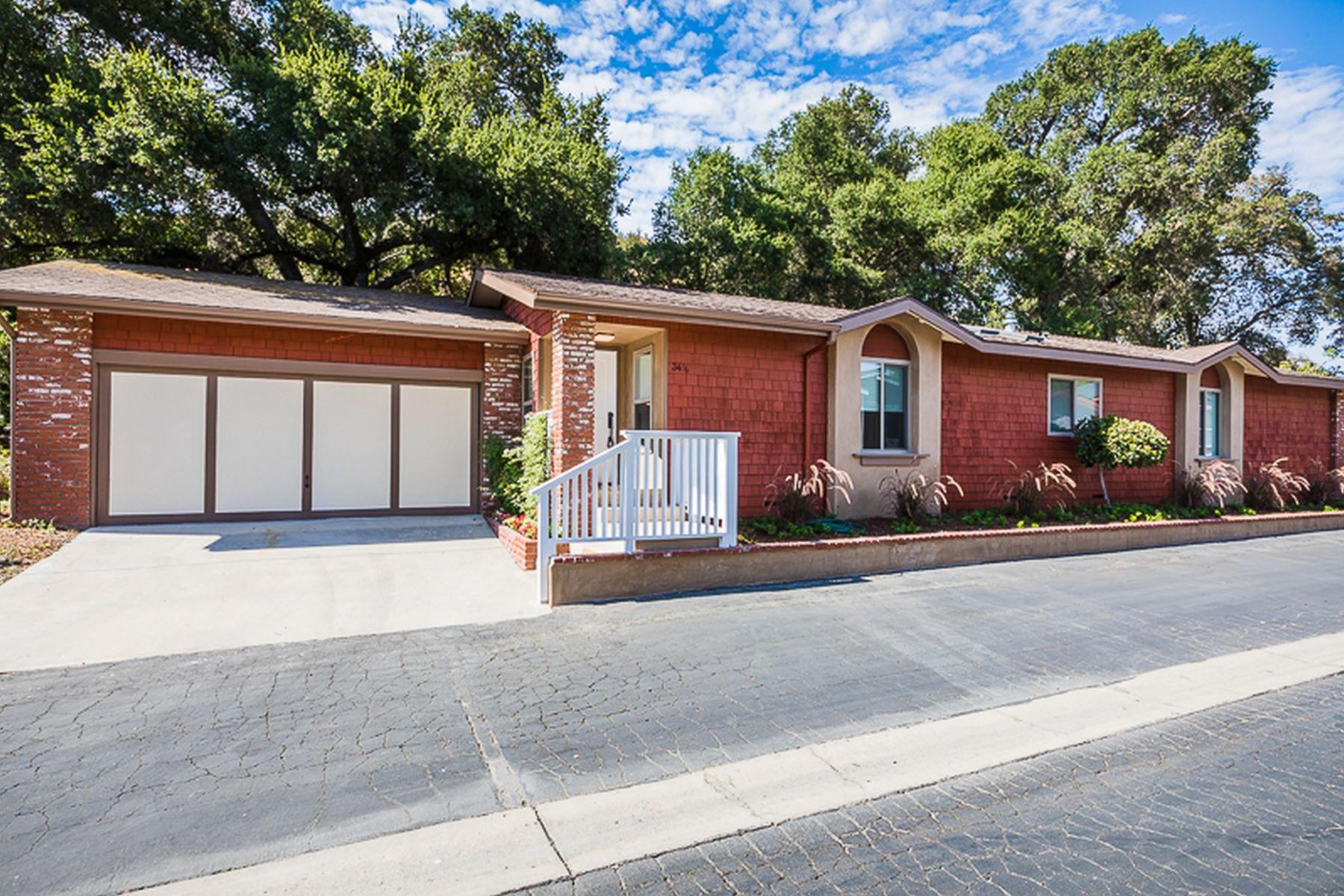 Nhà ở một gia đình vì Bán tại 34 1/2 Nottingham RD, Westlake Village Westlake Village, California, 91361 Hoa Kỳ