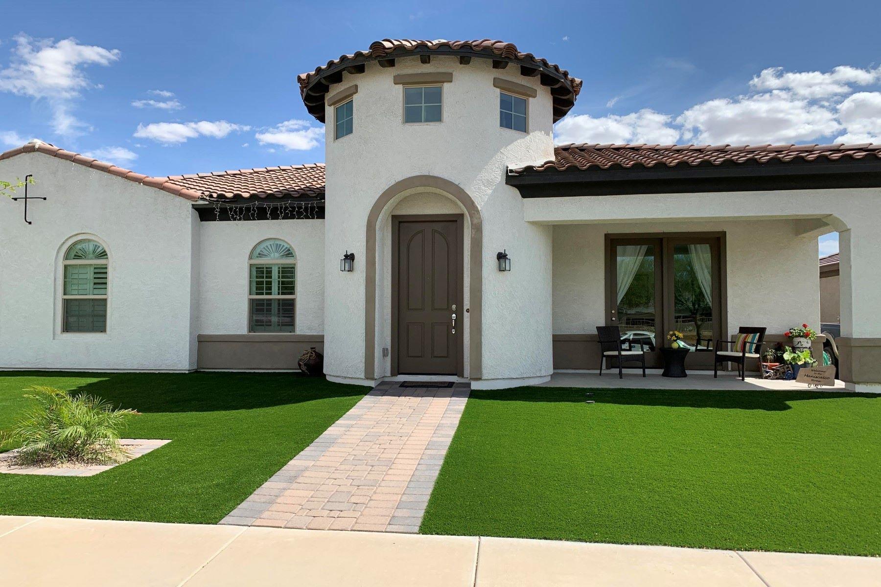 Single Family Homes for Sale at La Sentiero 22429 E SENTIERO DR Queen Creek, Arizona 85142 United States