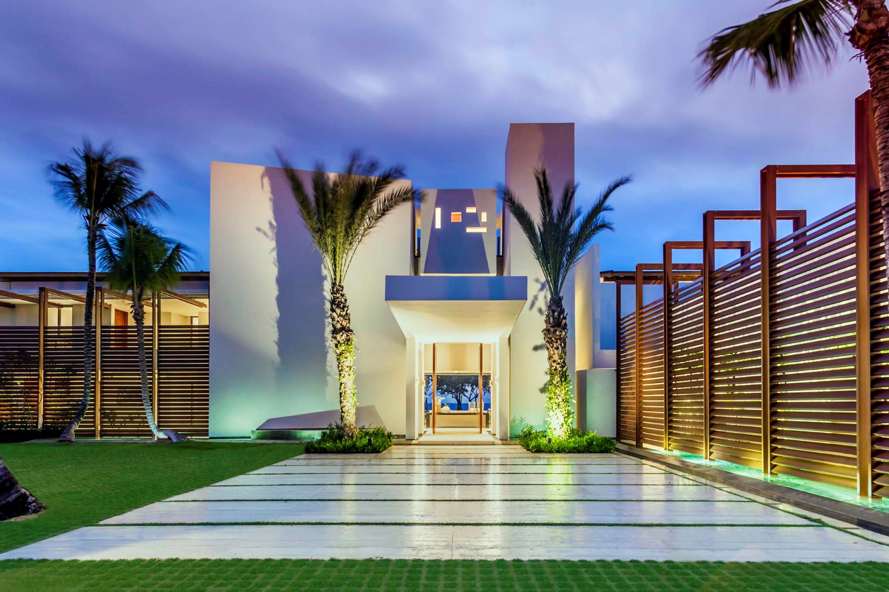 Single Family Homes for Sale at Modern and Captivating Ocean and Golf View Residence on Teeth of the Dog Casa De Campo, La Romana Dominican Republic
