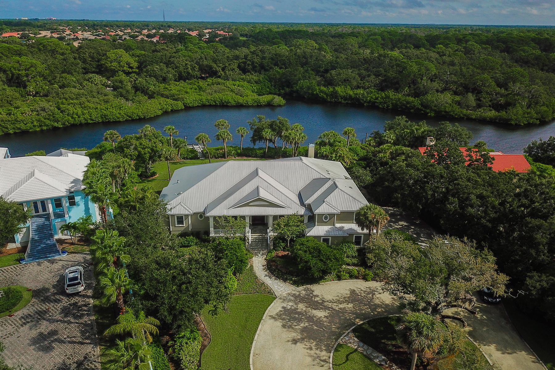 Single Family Homes für Verkauf beim 4678 Silent Creek Way, Nokomis, Florida 34275 Vereinigte Staaten