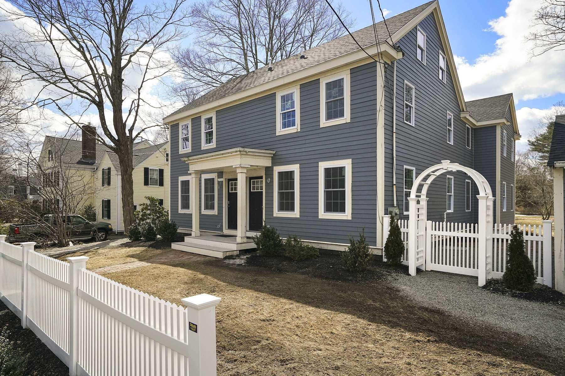 Condominium for Active at 216 Village Ave, Dedham 216 Village Avenue Unit 0 Dedham, Massachusetts 02026 United States