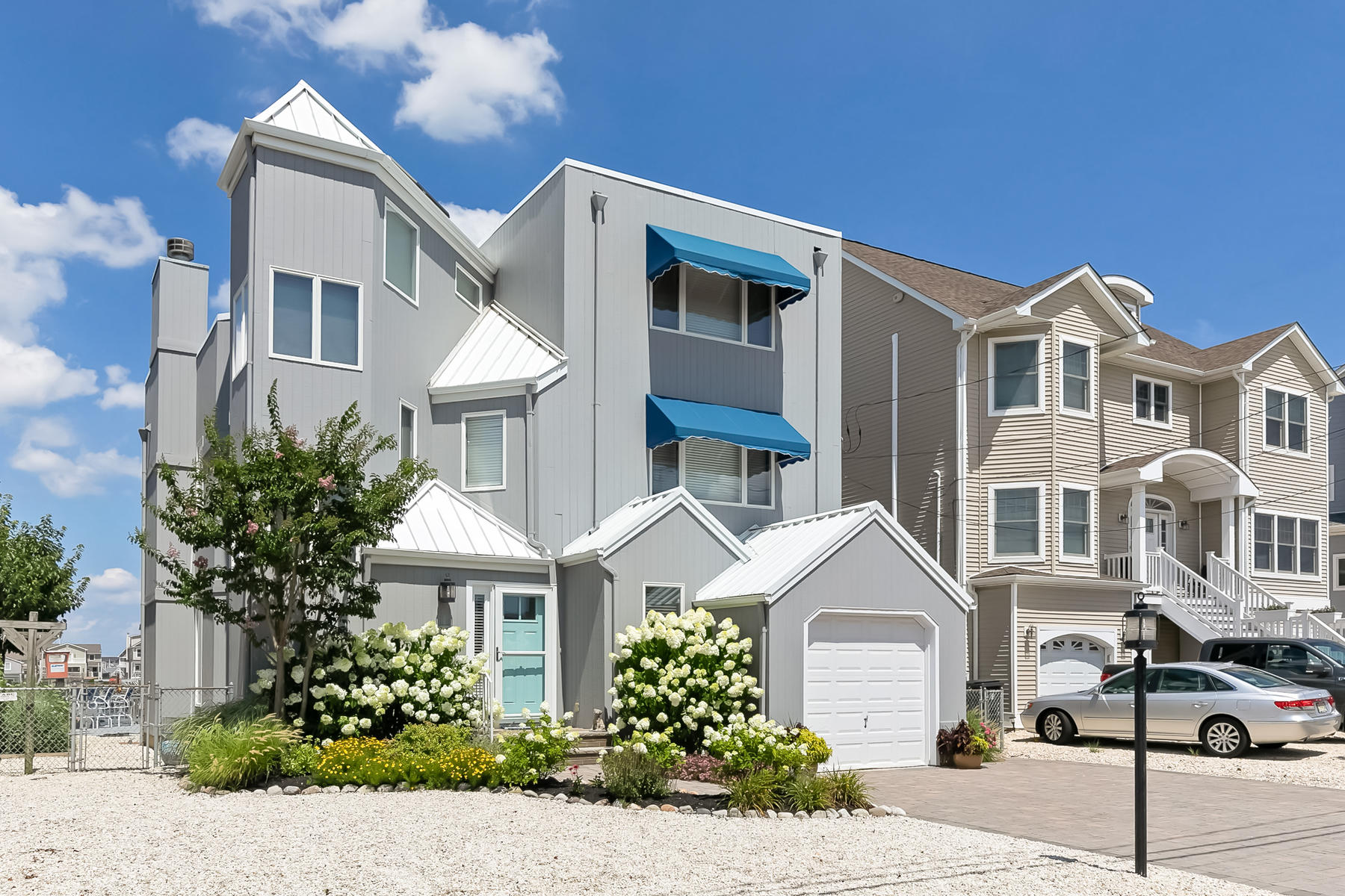 Single Family Homes for Active at Completely Updated And Meticulously Maintained Custom Waterfront Home 254 Harbor Court Normandy Beach, New Jersey 08739 United States