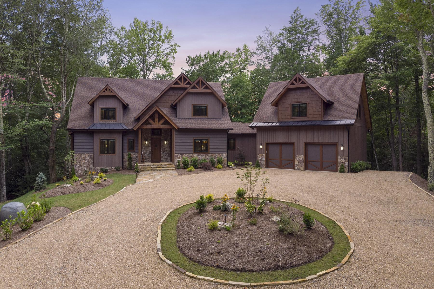 Single Family Homes vì Bán tại BANNER ELK - THE LODGES AT EAGLES NEST 170 Fire Fly Cv, Banner Elk, Bắc Carolina 28604 Hoa Kỳ