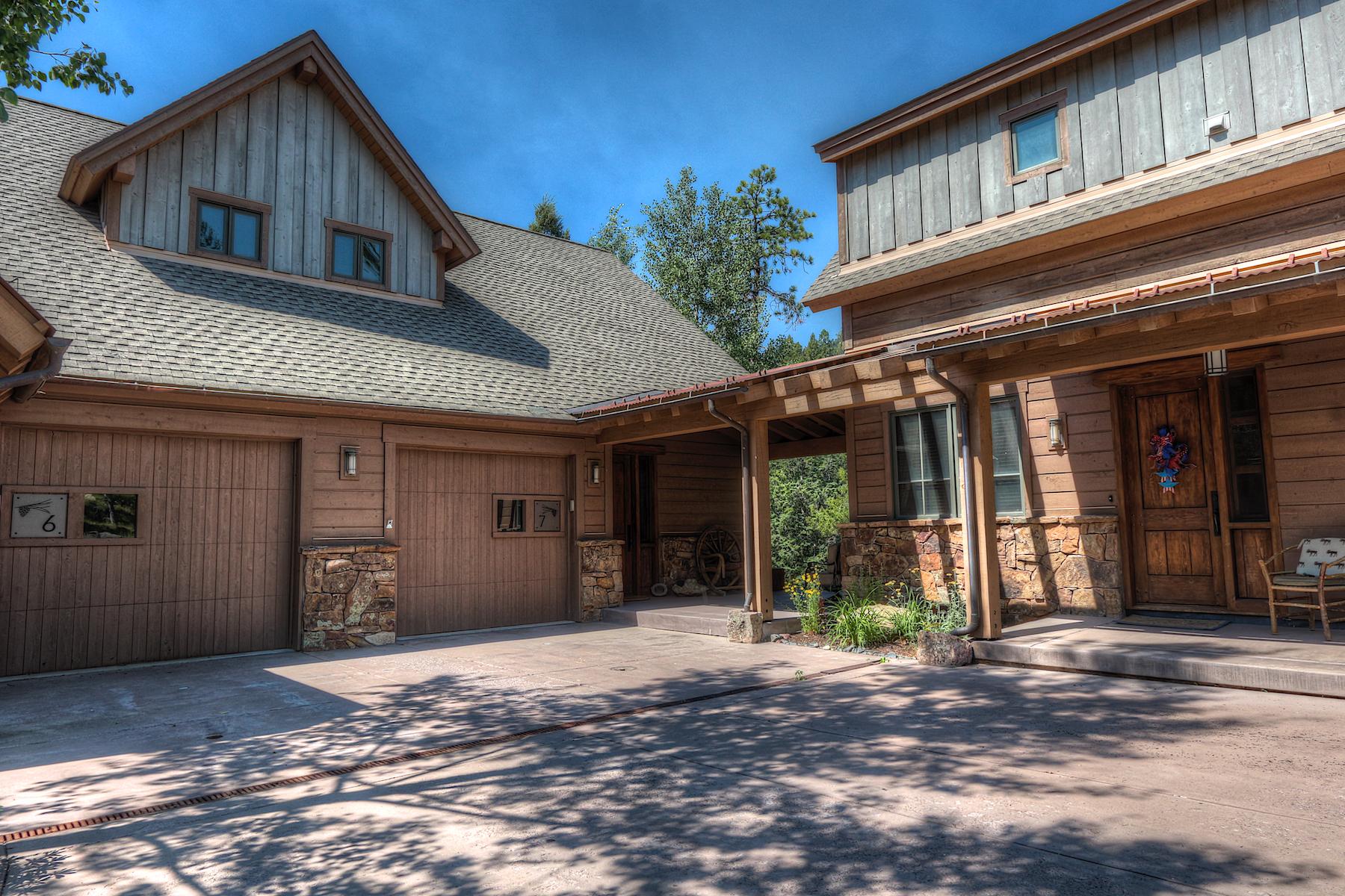 Townhouse for Sale at 590 Glacier Club Dr. #8 590 Glacier Club Drive #8 Durango, Colorado 81301 United States
