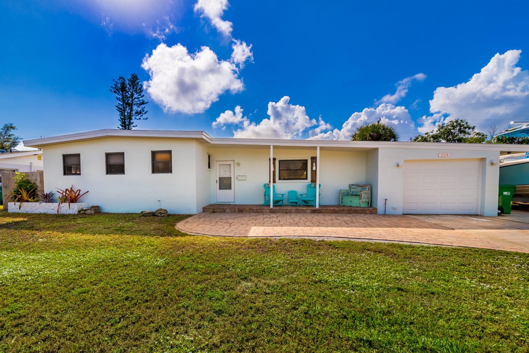 Coastal Cottage 224 NE First Court Satellite Beach, Florida 32937 Amerika Birleşik Devletleri