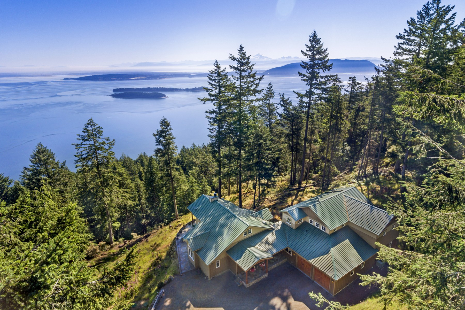 "Single Family Home for Sale at Fairwinds Estate on beautiful Orcas Island, ""The Gem of the San Juan Islands"" 2151 Twin Lakes Drive Eastsound, Washington, 98245 United States"
