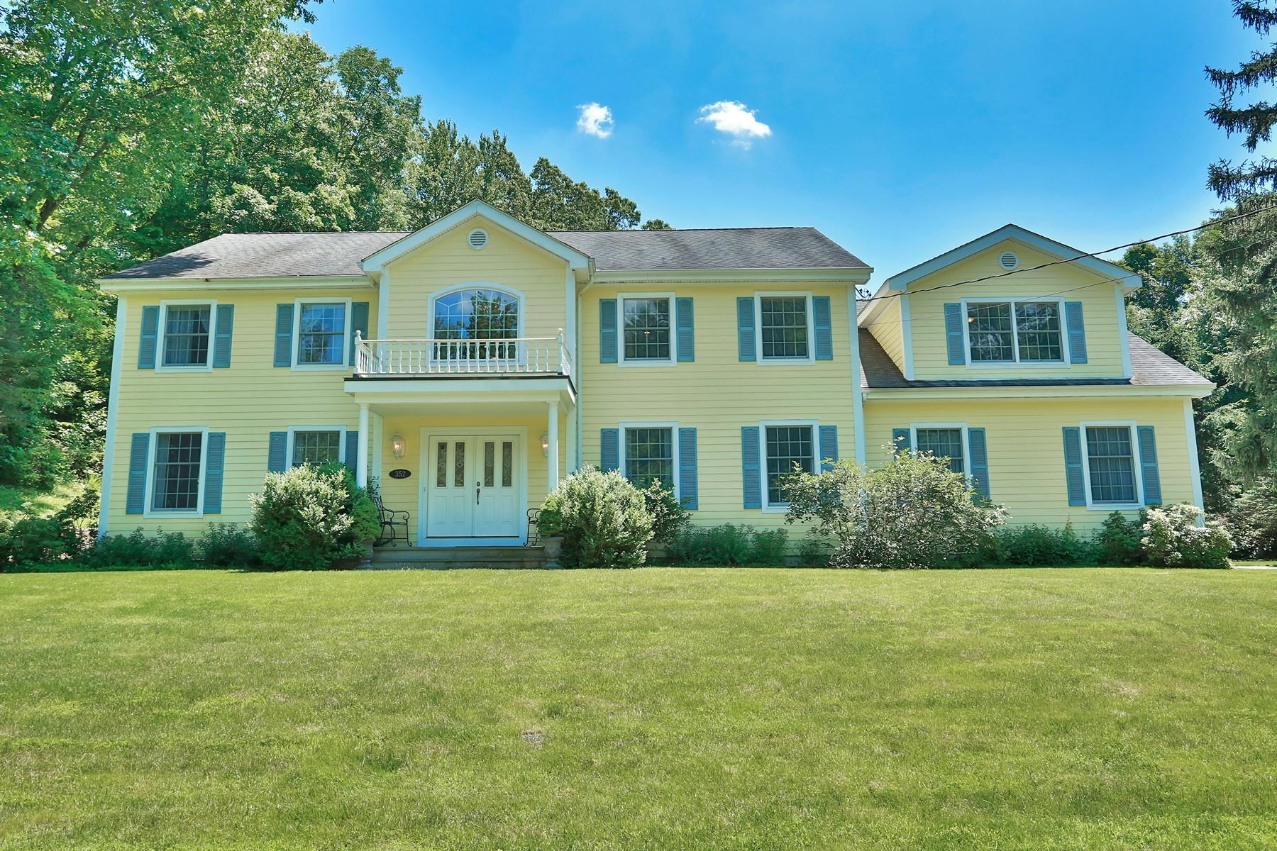 Single Family Homes 為 出售 在 Spacious Country Home 352 CROTON DAM ROAD, Ossining, 纽约 10562 美國