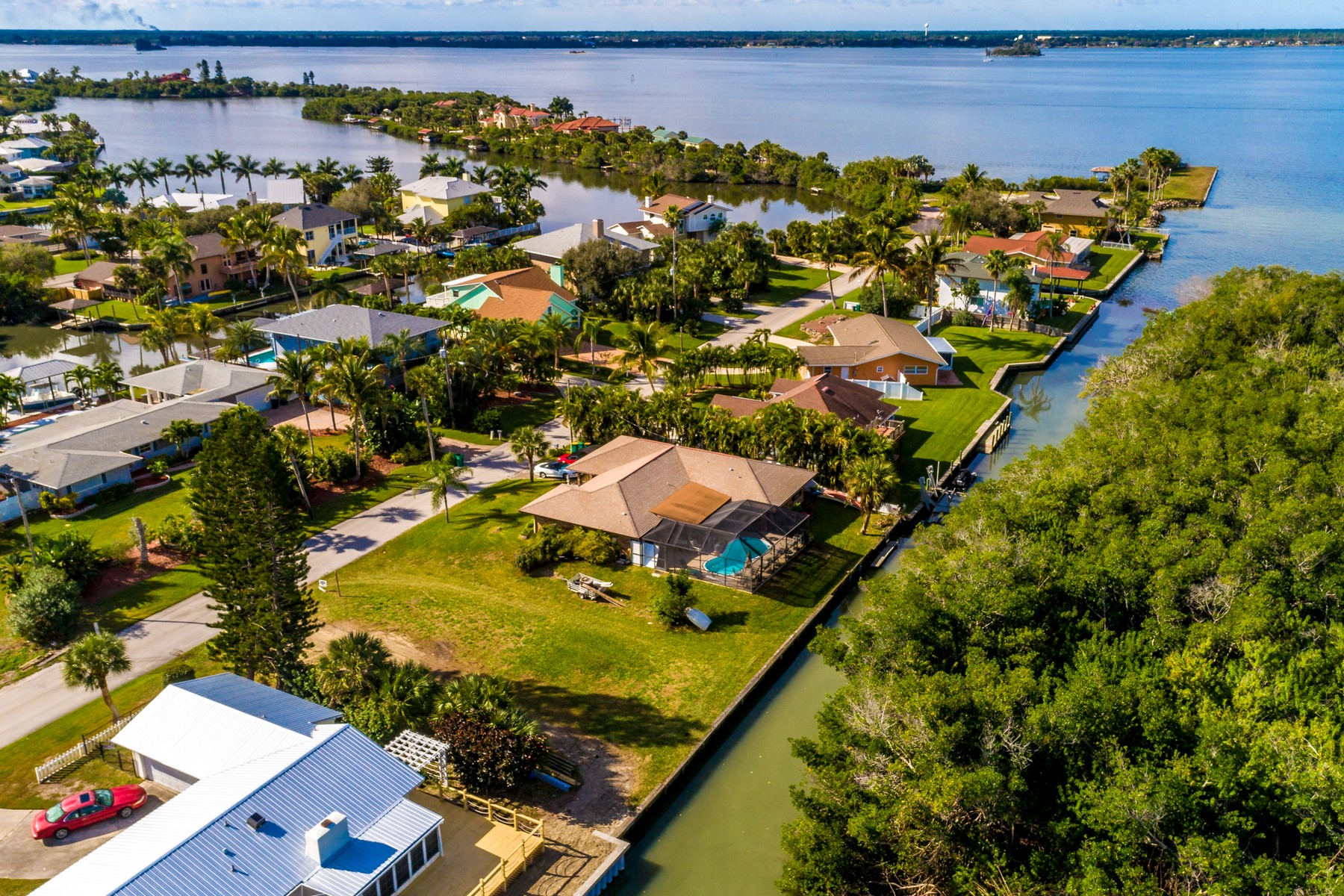 Land for Sale at Crystal Lakes 400 Spoonbill Lane Melbourne Beach, Florida 32951 United States
