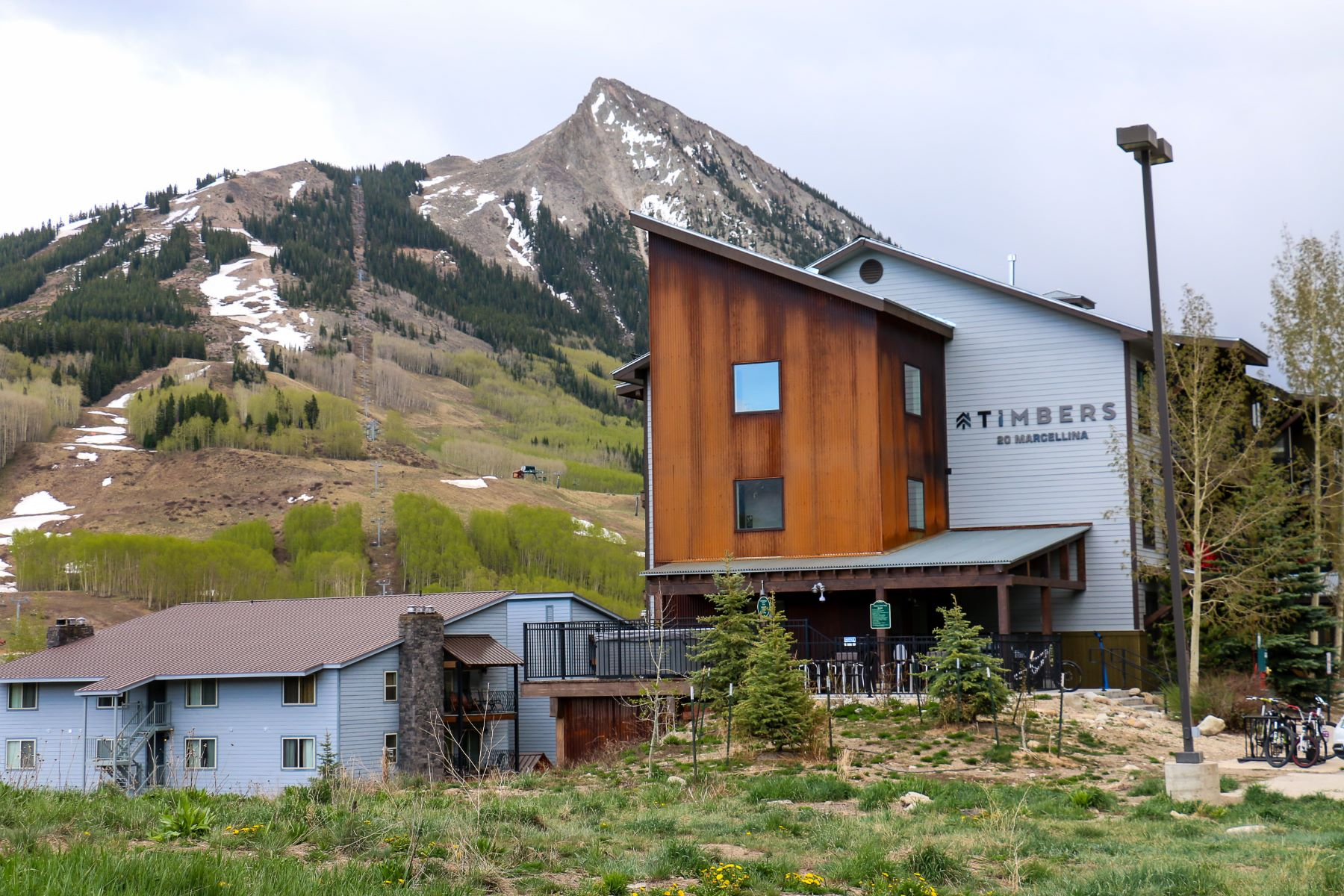 Condominiums for Active at Timbers Condos 20 Marcellina Lane Unit 210 Mount Crested Butte, Colorado 81224 United States