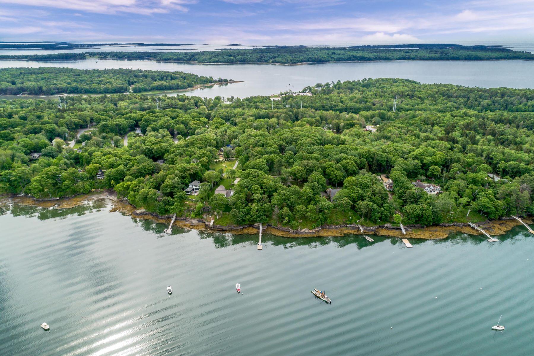 أراضي للـ Sale في 70 Hamilton Way Lot, Yarmouth, Maine 04096 United States