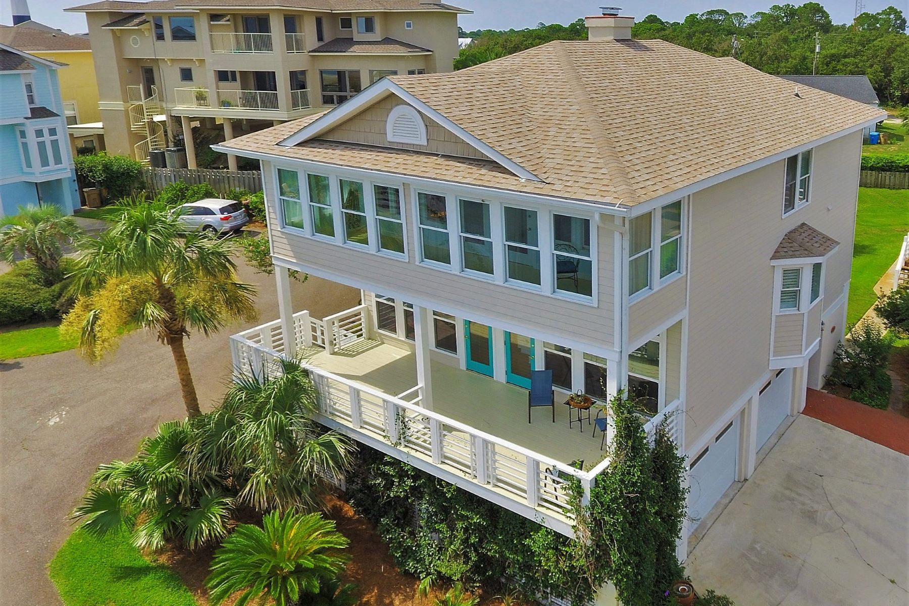 Single Family Homes for Active at 3 Northshore Drive Tybee Island, Georgia 31328 United States
