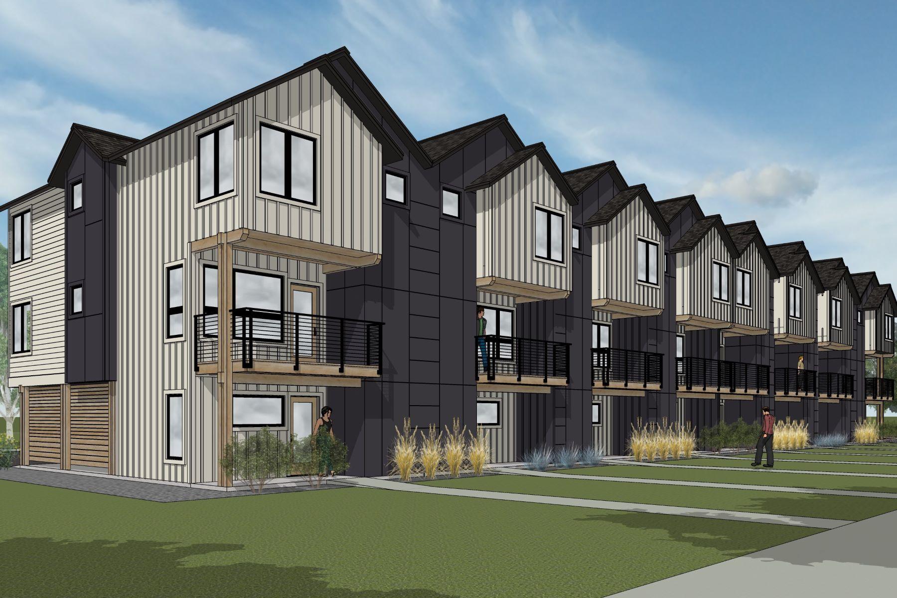townhouses pour l Vente à Missoula, Montana 59801 États-Unis