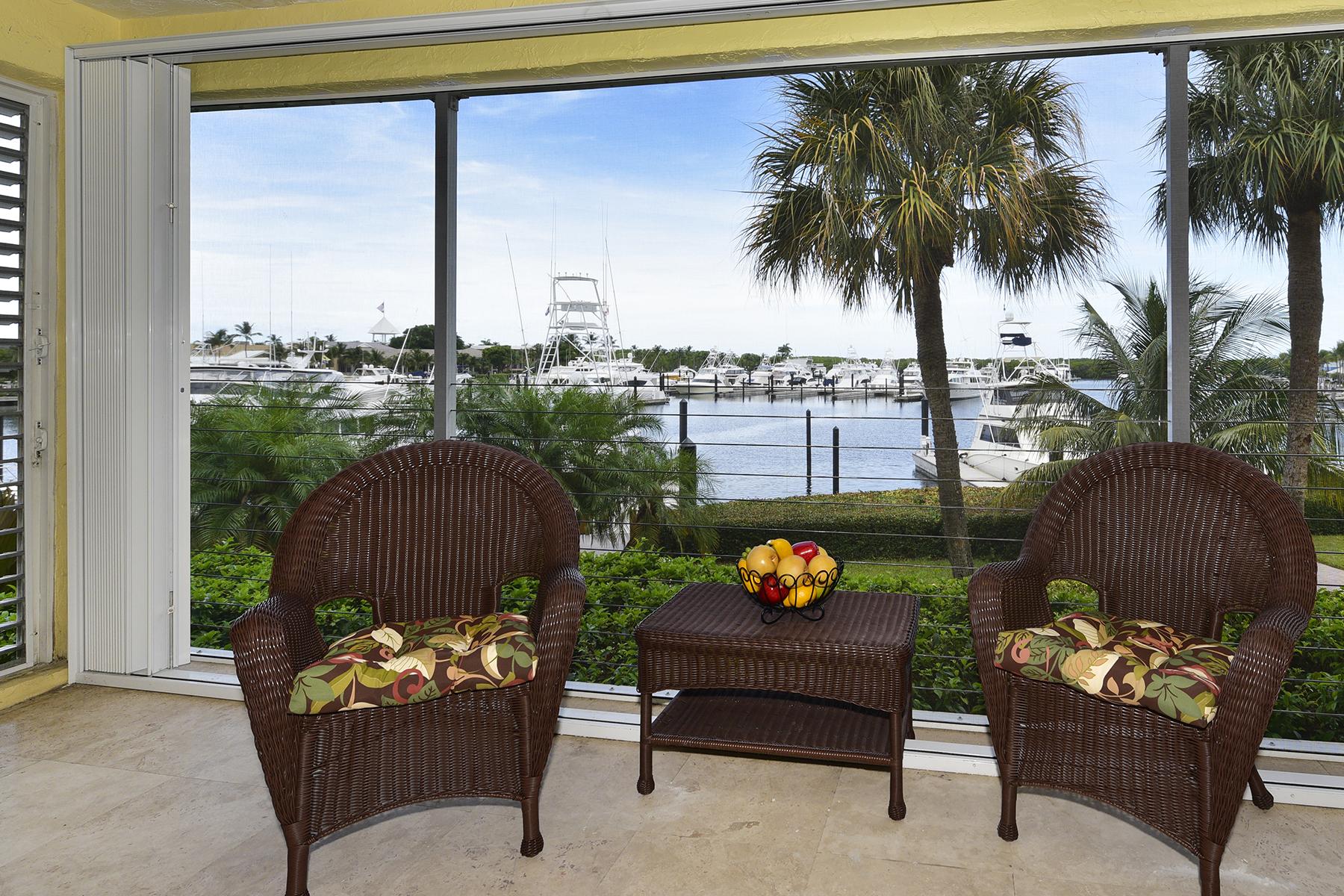 콘도미니엄 용 매매 에 Marina Village Living at Ocean Reef 17 Marina Drive Unit A Ocean Reef Community, Key Largo, 플로리다, 33037 미국