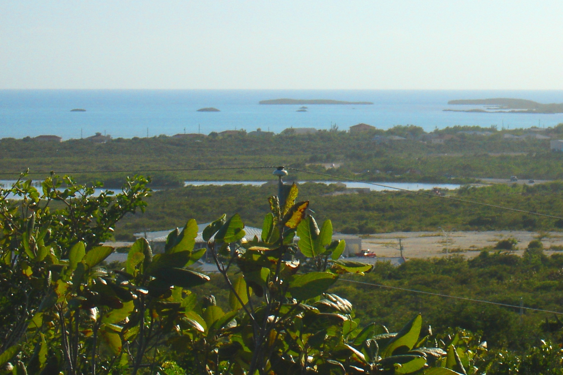 Additional photo for property listing at BLUE MOUNTAIN HILLTOP OCEAN VIEW LOT Oceanview Blue Mountain, Providenciales TKCA 1ZZ Îles Turques Et Caïques