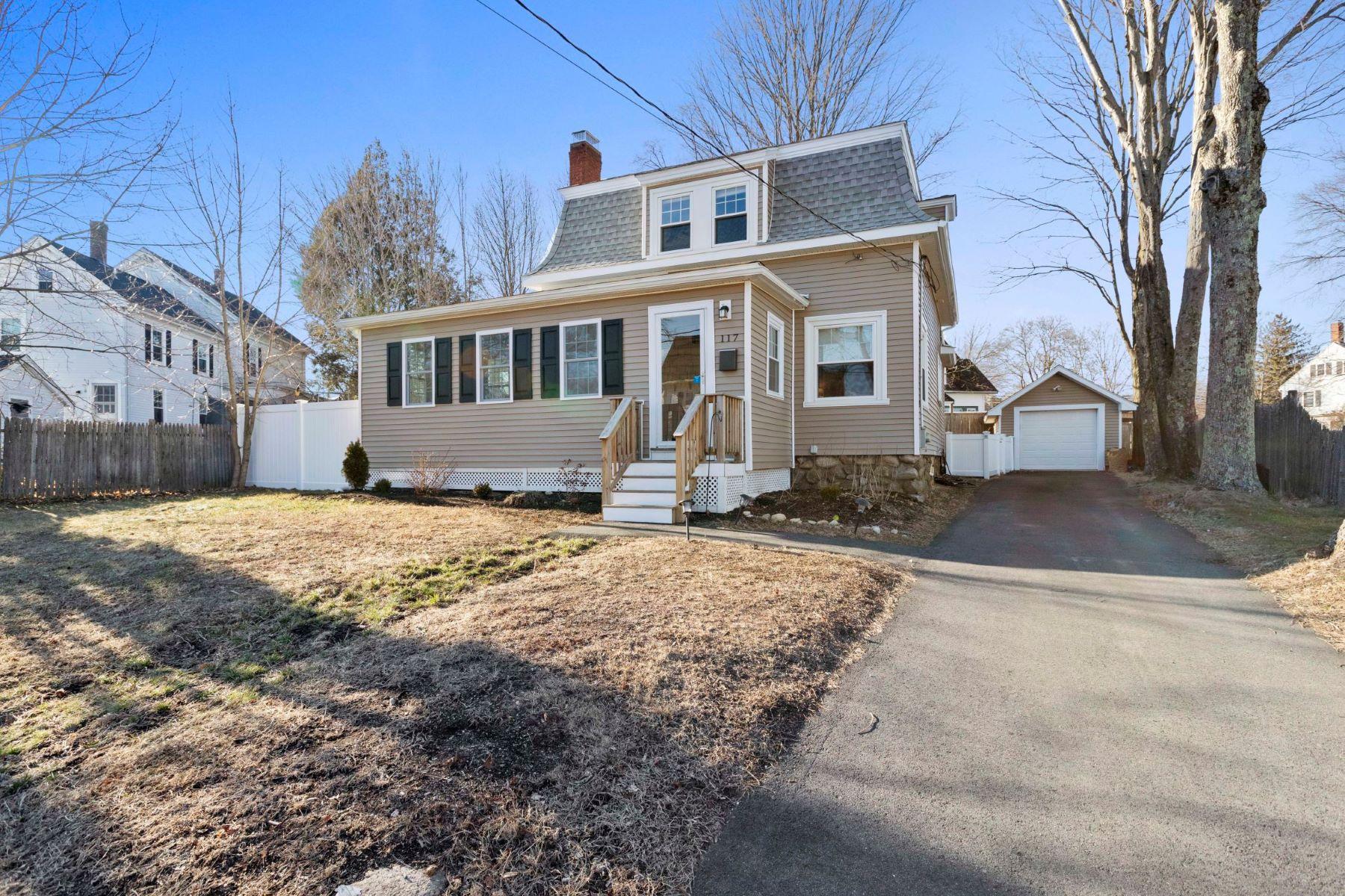 Single Family Homes για την Πώληση στο Millis, Μασαχουσετη 02054 Ηνωμένες Πολιτείες