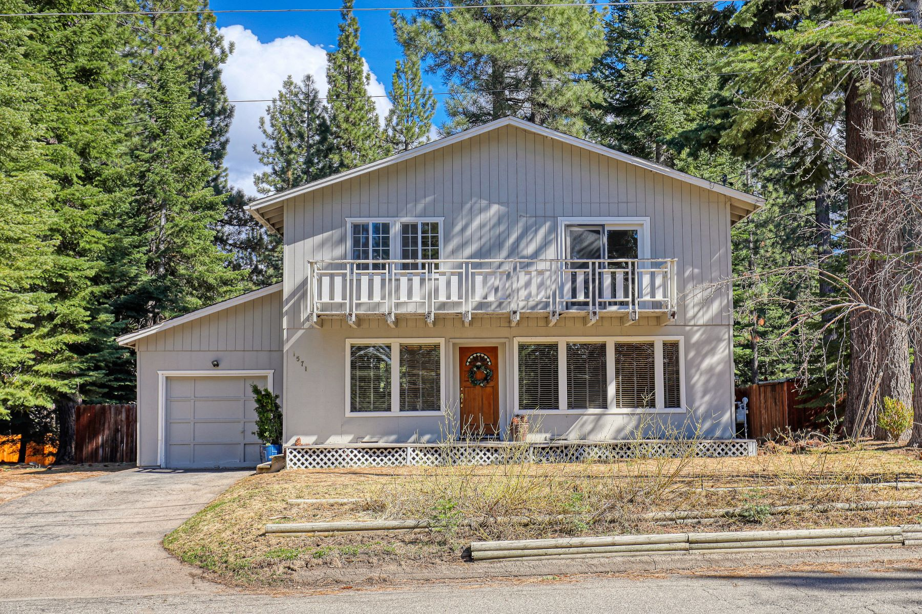 Single Family Homes for Active at Elevated in Desirable South Lake Tahoe Area 1571 Skyline Drive South Lake Tahoe, California 96150 United States