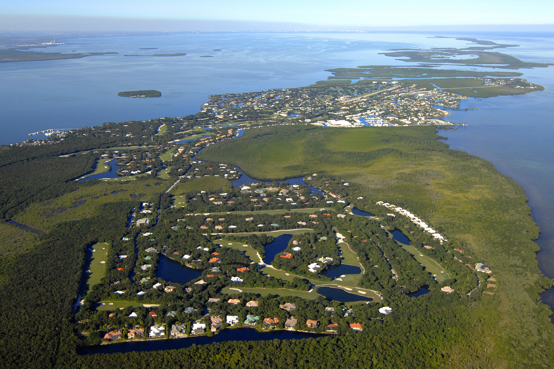 Additional photo for property listing at Ocean Reef - Vacant Golf Course Lot 2 Harbor Island Drive Key Largo, Florida 33037 Hoa Kỳ