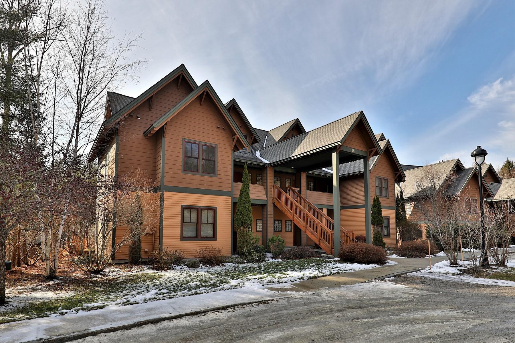 Condominiums for Sale at Upscale Castle Hill Three-Bedroom Condo 27 Parkhurst Road K2 Cavendish, Vermont 05153 United States