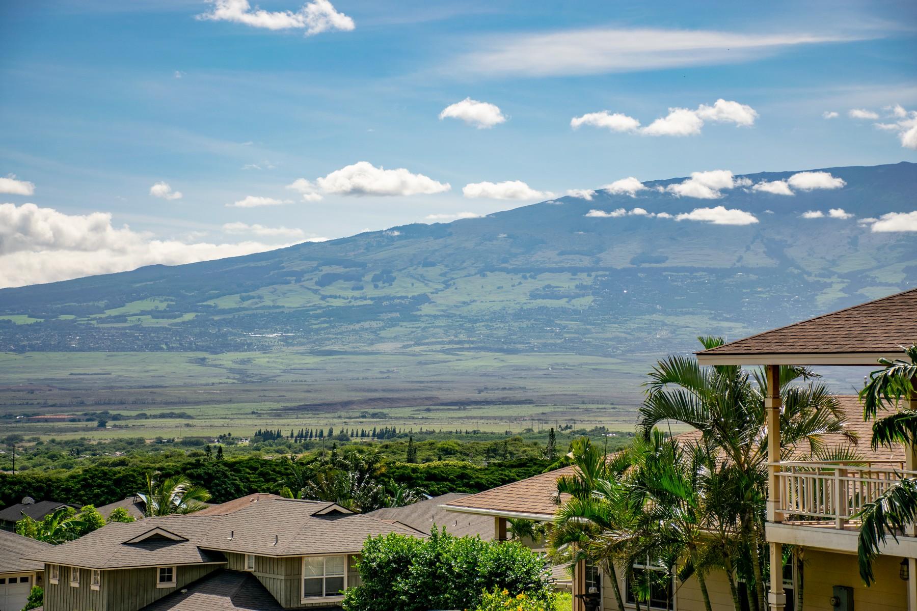 一戸建て のために 売買 アット Remodeled 3 Bedroom Home with View at Desirable Ohia at Kehalani 47 Uahaa Place Wailuku, ハワイ 96793 アメリカ合衆国