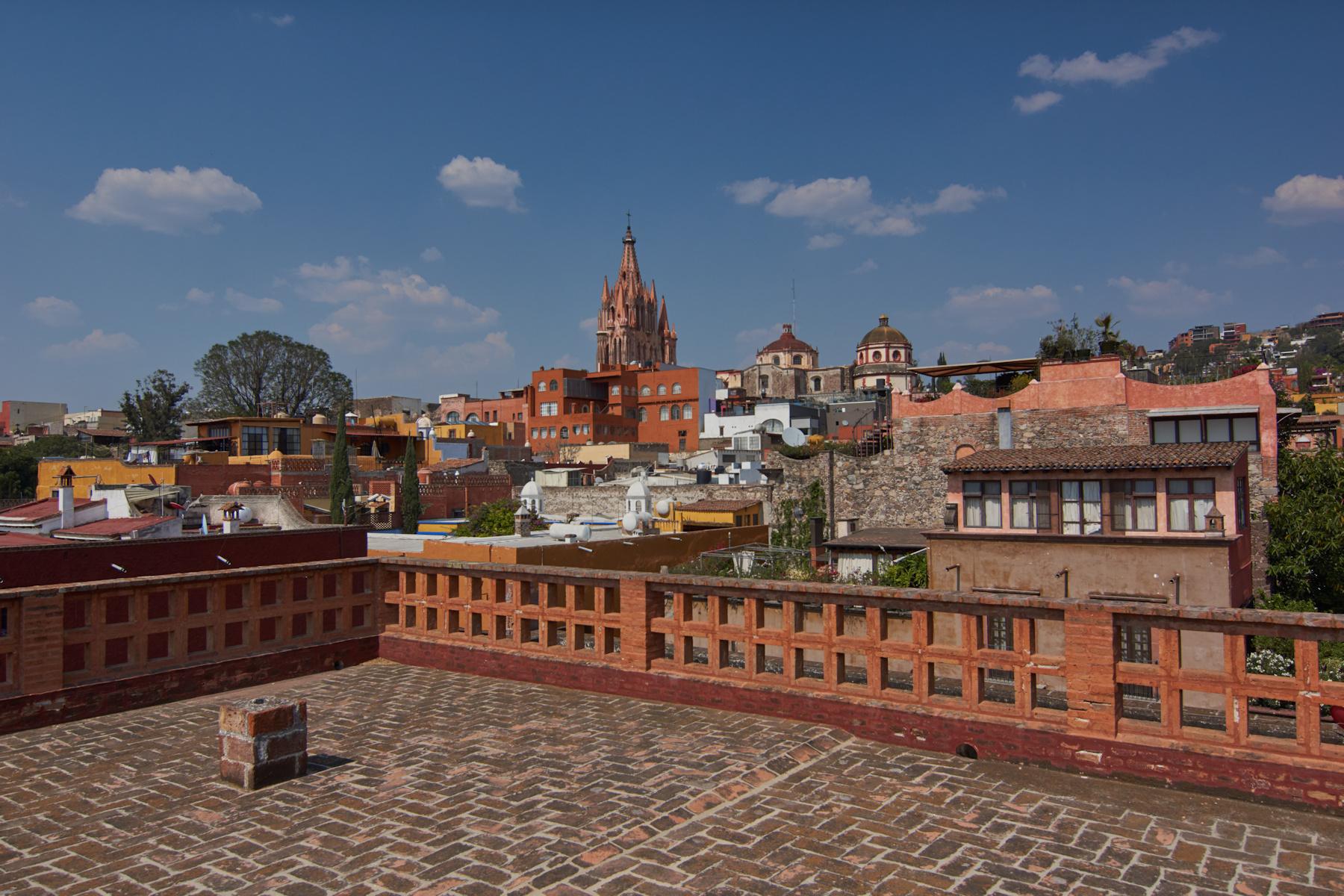 Additional photo for property listing at Casona Macias  San Miguel De Allende, Guanajuato 37700 México