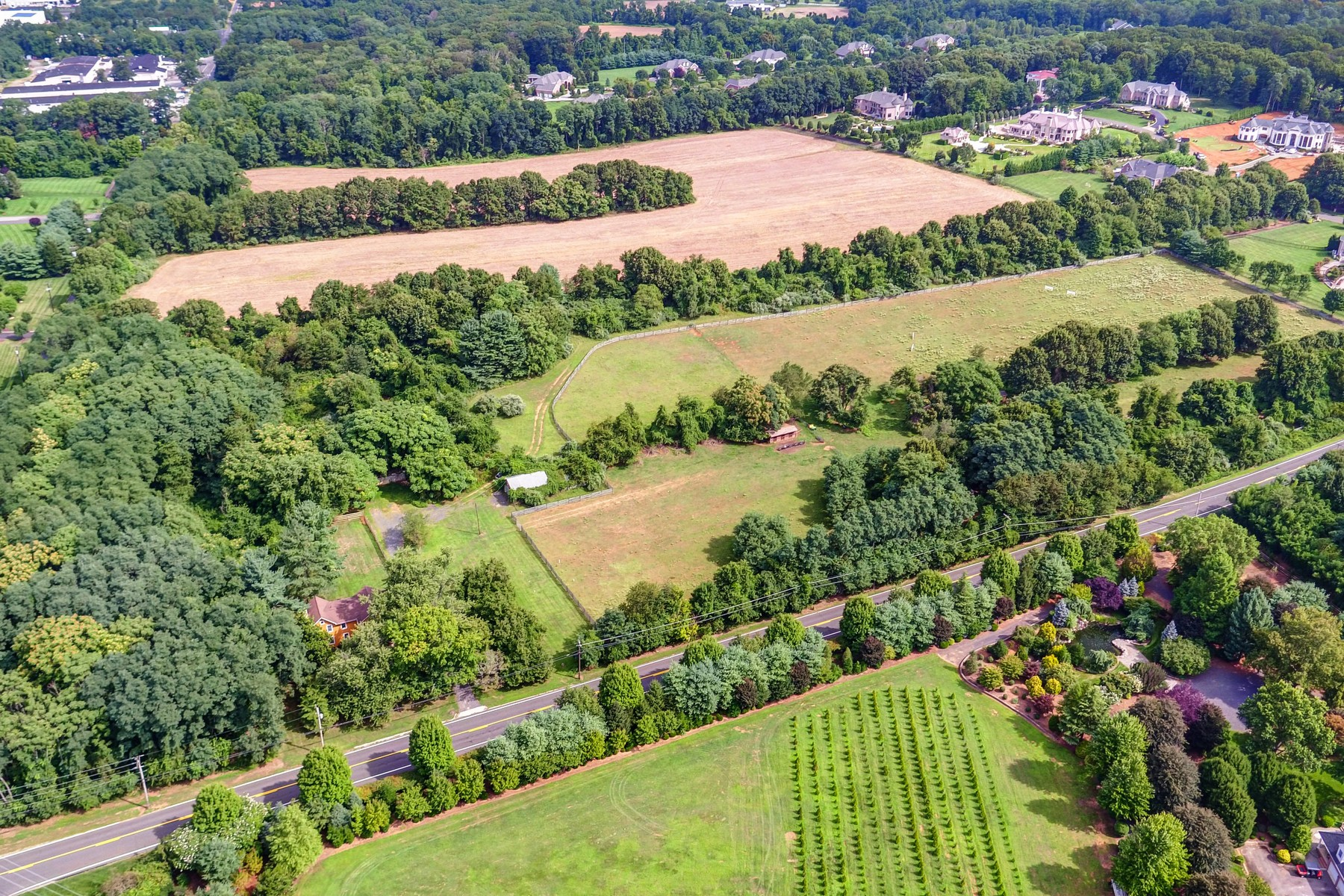 Fattoria / ranch / campagna per Vendita alle ore 40 Acre Working Farm 151 Dutch Lane Road, Colts Neck, New Jersey 07722 Stati Uniti