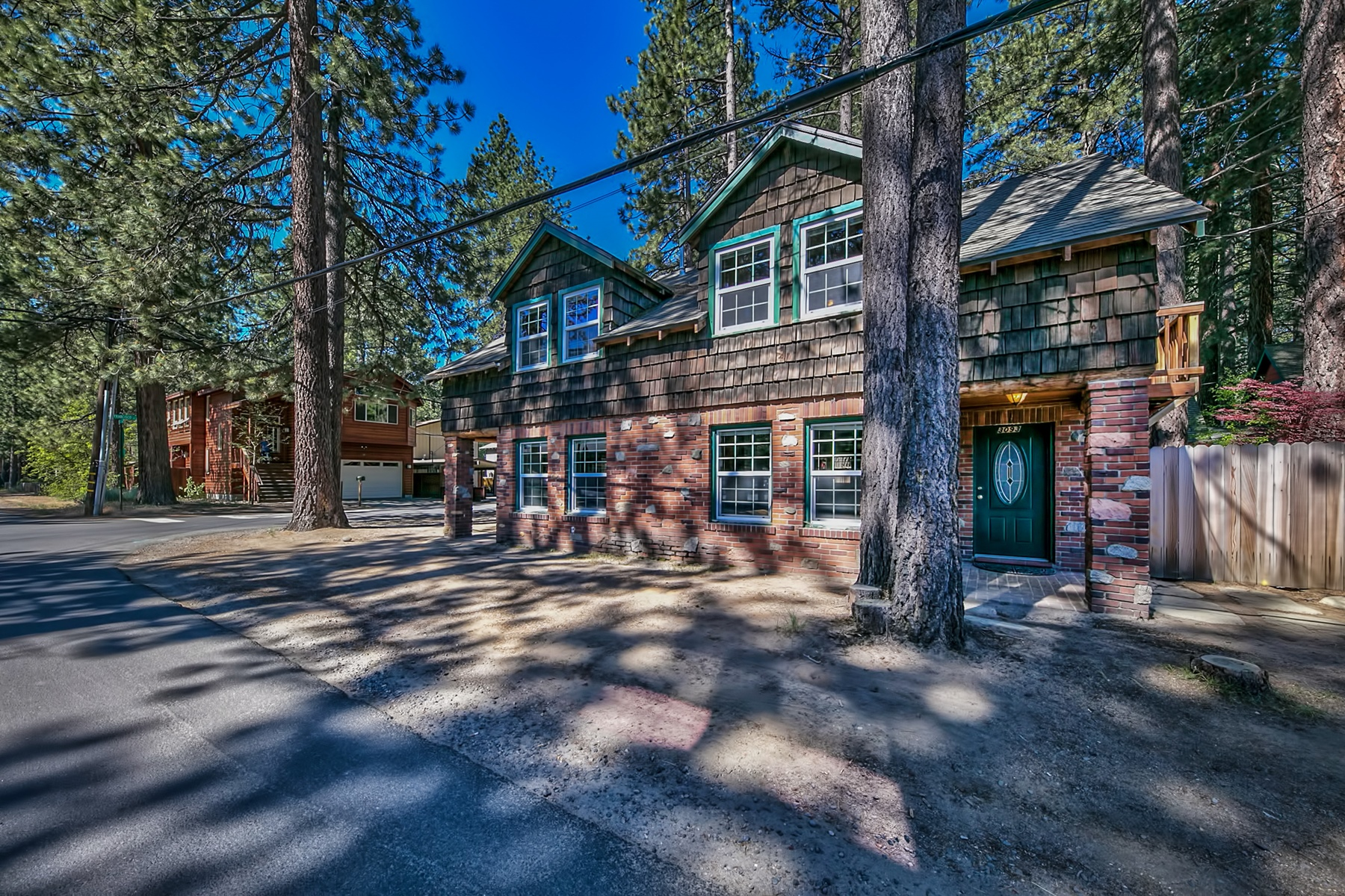단독 가정 주택 용 매매 에 3093 Riverside Avenue, South Lake Tahoe, CA South Lake Tahoe, 캘리포니아, 96150 Lake Tahoe, 미국