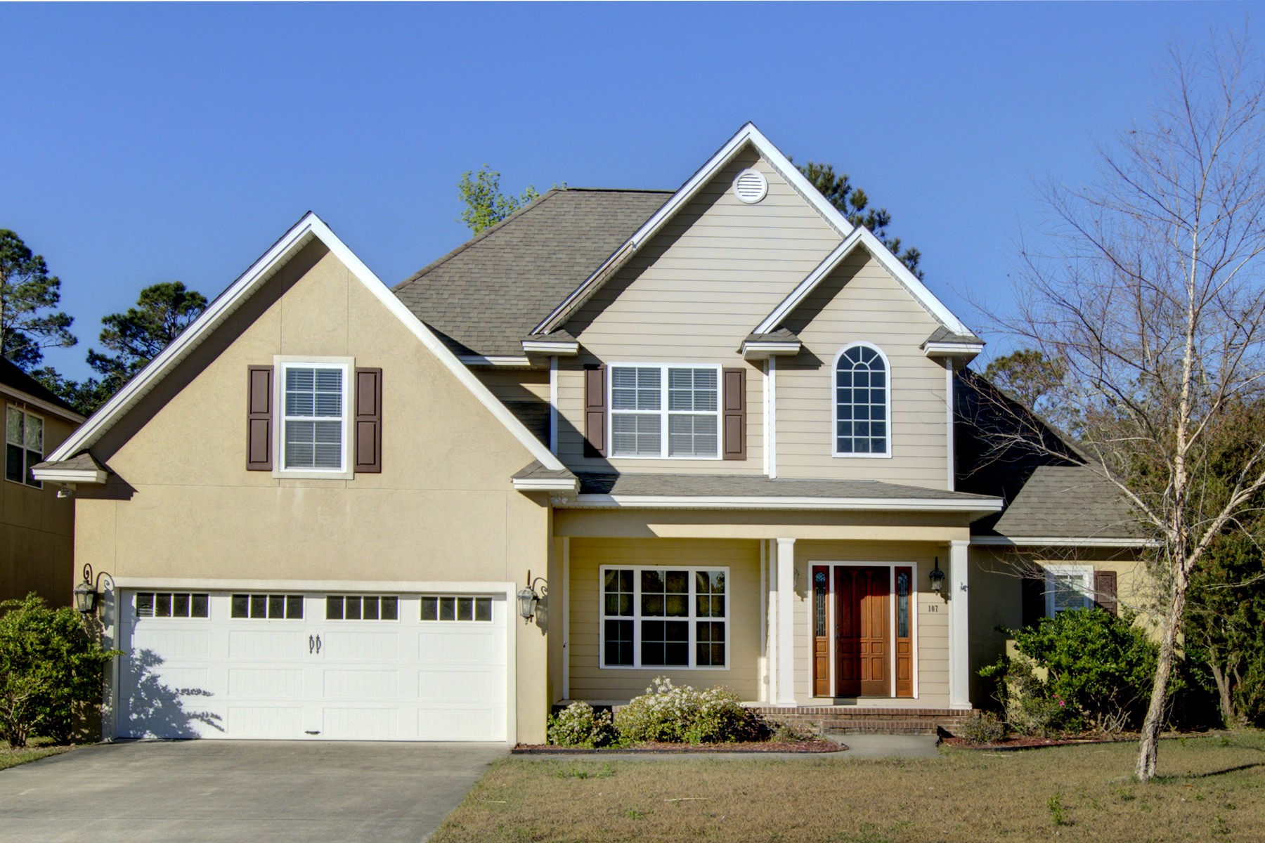 Single Family Home for Sale at 107 Maderia 107 Maderia Drive Brunswick, Georgia 31523 United States