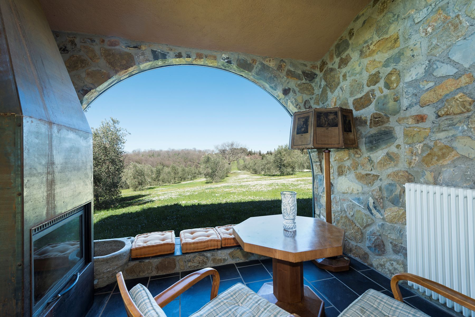 Single Family Home for Sale at Charming country house with breath taking sea views of Monte Argentario Strada la Capitana Magliano In Toscana, 58051 Italy