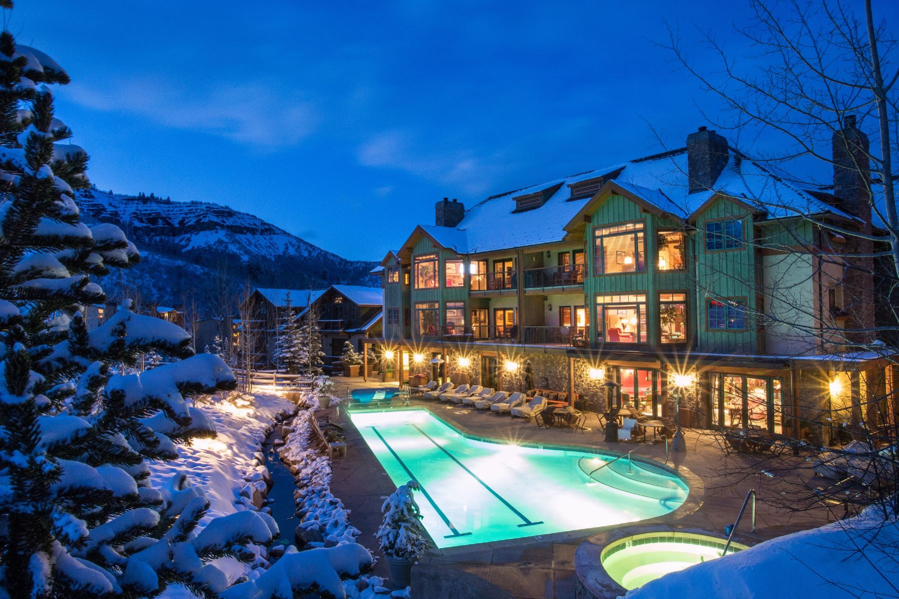 Property для того Продажа на 065 Timbers Club Court, B2-VI, Snowmass Village, Колорадо 81615 Соединенные Штаты