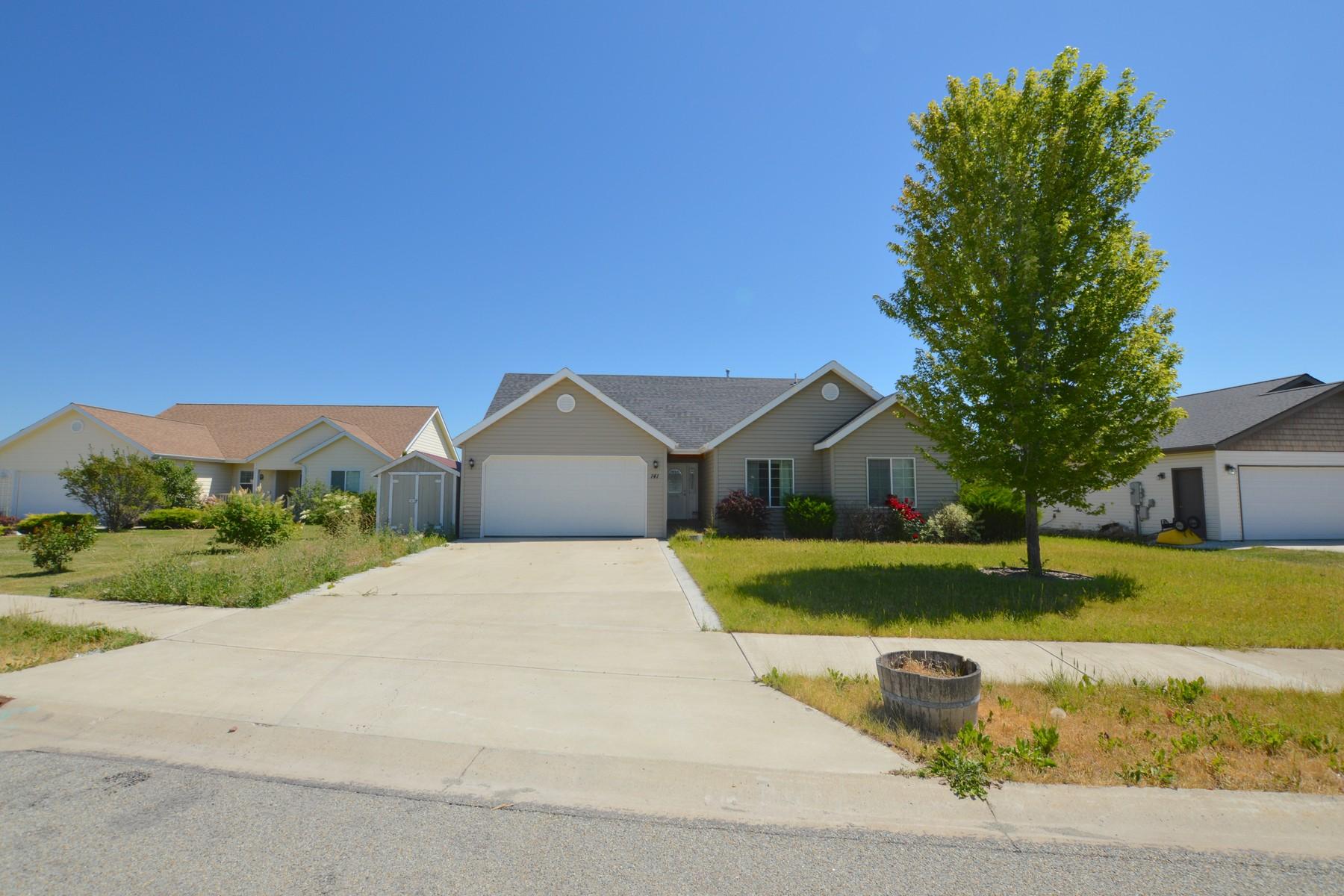 Nhà ở một gia đình vì Bán tại 141 Blue Crest Dr , Kalispell, MT 59901 141 Blue Crest Dr Kalispell, Montana, 59901 Hoa Kỳ