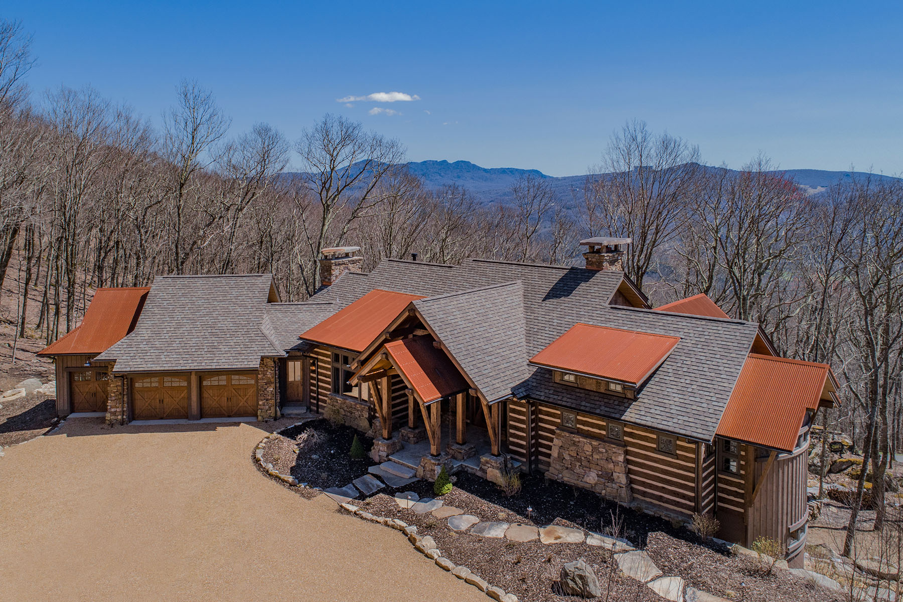 Single Family Homes for Sale at BANNER ELK - THE LODGES AT EAGLES NEST 2380 Eagles Nest Trl Banner Elk, North Carolina 28604 United States